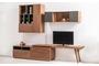 Σύνθεση Κλειώ φυσικού ξύλου COM-0326-0020 Efdeco