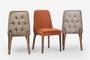 Καρέκλα τραπεζαρίας Bloom Μόκα CHA-0915-01491 Efdeco Image 3