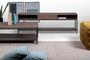 TV Furniture Cape 120cm Cigar Brown TVF-0200-0026 Efdeco Image 4