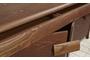 Μπουφέ Classic μασίφ ξύλου BUF-0200-0001 Efdeco Image 2