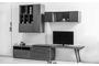 Σύνθεση Κλειώ φυσικού ξύλου COM-0326-0020 Efdeco Image 2