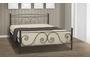 Μεταλλικό κρεβάτι Cool BED-0187-0027 Efdeco