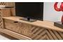 Σύνθεση Rustic φυσικού ξύλου CMP-0360-0020 Efdeco Image 6