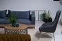 Γωνιακός καναπές Hero μπλε COR-0360-0066 Efdeco Image 5