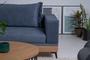 Γωνιακός καναπές Hero μπλε COR-0360-0066 Efdeco Image 10