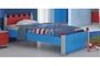 Κρεβάτι King μασίφ ξύλου KID-0157-0052 Efdeco