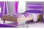 Κρεβάτι Rose μασίφ ξύλου KID-0157-0064 Efdeco