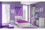 Κρεβάτι Violet KID-0157-0072 Efdeco Image 2
