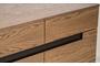 Μπουφέ Lazio φυσικού ξύλου BUF-0200-0012 Efdeco Image 3