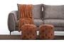 Γωνιακός καναπές Lido COR-9107-0061 Efdeco Image 3