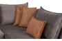 Γωνιακός καναπές Lido COR-9107-0061 Efdeco Image 5