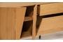 Μπουφέ Splendid φυσικού ξύλου BUF-0200-0017 Efdeco Image 4