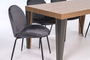 Τραπέζι West φυσικού ξύλου TAB-0260-0055 Efdeco Image 6