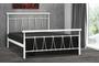 Μεταλλικό κρεβάτι Zane BED-0187-0025 Efdeco